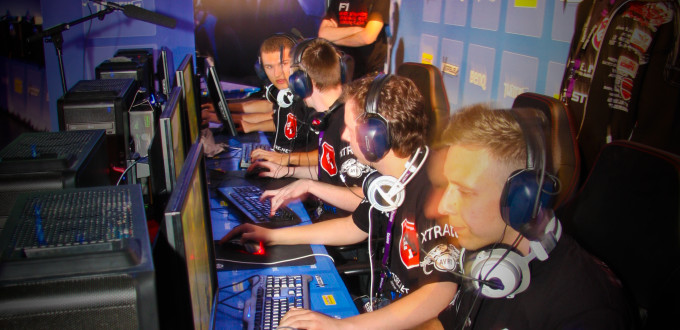 ESL Pro Series Finals 2012 in Köln